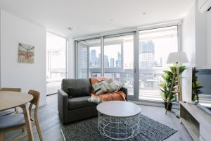 SSP Upper West Side - Melbourne CBD, Apartmány  Melbourne - big - 87