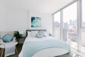 SSP Upper West Side - Melbourne CBD, Apartmány  Melbourne - big - 1