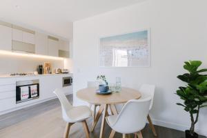 SSP Upper West Side - Melbourne CBD, Apartmány  Melbourne - big - 91