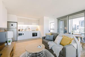 SSP Upper West Side - Melbourne CBD, Apartmány  Melbourne - big - 98
