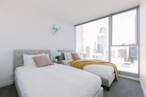 SSP Upper West Side - Melbourne CBD, Apartmány  Melbourne - big - 100