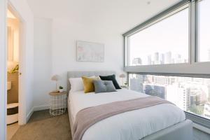 SSP Upper West Side - Melbourne CBD, Apartmány  Melbourne - big - 101