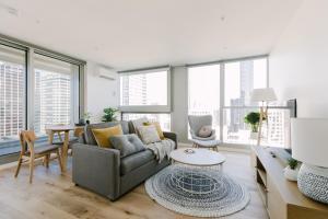 SSP Upper West Side - Melbourne CBD, Apartmány  Melbourne - big - 102
