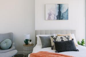 SSP Upper West Side - Melbourne CBD, Apartmány  Melbourne - big - 103