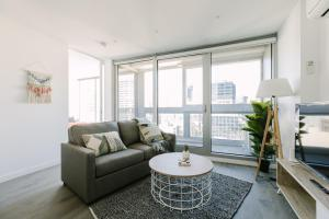 SSP Upper West Side - Melbourne CBD, Apartmány  Melbourne - big - 105