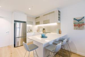 SSP Upper West Side - Melbourne CBD, Apartmány  Melbourne - big - 109