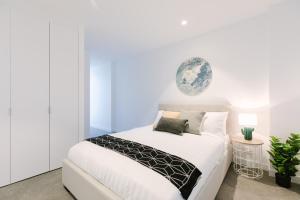 SSP Upper West Side - Melbourne CBD, Apartmány  Melbourne - big - 110