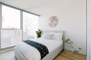 SSP Upper West Side - Melbourne CBD, Apartmány  Melbourne - big - 111