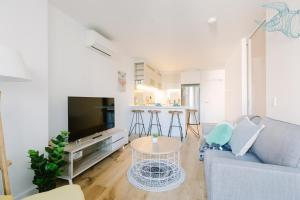 SSP Upper West Side - Melbourne CBD, Apartmány  Melbourne - big - 115