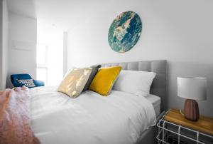 SSP Upper West Side - Melbourne CBD, Apartmány  Melbourne - big - 130