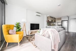 SSP Upper West Side - Melbourne CBD, Apartmány  Melbourne - big - 131