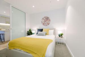 SSP Upper West Side - Melbourne CBD, Apartmány  Melbourne - big - 137