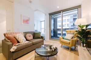 SSP Upper West Side - Melbourne CBD, Apartmány  Melbourne - big - 141