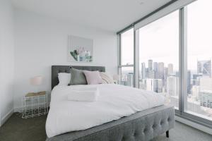 SSP Upper West Side - Melbourne CBD, Apartmány  Melbourne - big - 147