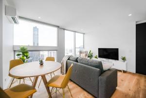 SSP Upper West Side - Melbourne CBD, Apartmány  Melbourne - big - 149