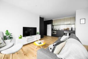 SSP Upper West Side - Melbourne CBD, Apartmány  Melbourne - big - 151