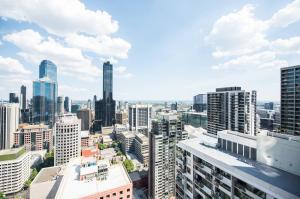 SSP Upper West Side - Melbourne CBD, Apartmány  Melbourne - big - 155