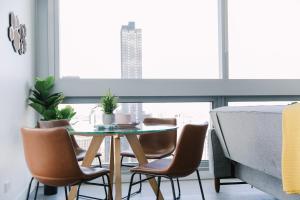 SSP Upper West Side - Melbourne CBD, Apartmány  Melbourne - big - 161