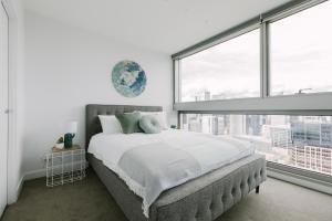 SSP Upper West Side - Melbourne CBD, Apartmány  Melbourne - big - 164