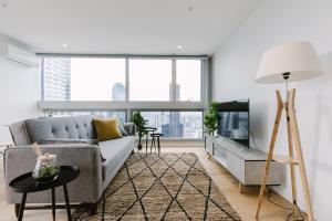 SSP Upper West Side - Melbourne CBD, Apartmány  Melbourne - big - 171
