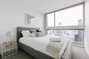 SSP Upper West Side - Melbourne CBD, Apartmány  Melbourne - big - 172