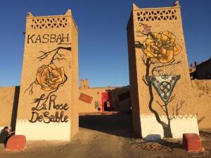 Auberge Kasbah La Rose De Sable, Gasthäuser  Merzouga - big - 21