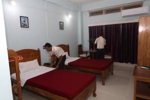 Hotel Jahnabee Regency, Hotel  Bongaigaon - big - 19