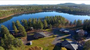 Bungalov Camp Gielas, Arvidsjaur Arvidsjaur Švédsko
