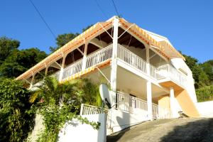 Villa Papaye, Apartments  Deshaies - big - 28