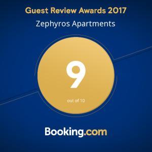 Zephyros Apartments, Appartamenti  Mandria - big - 75