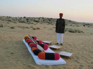 Arabian Safari, Отели  Джайсалмер - big - 15