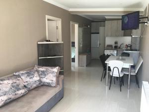Apartment Aghmashenebeli 3, Apartmanok  Bakuriani - big - 19