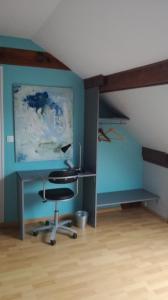 Chambres d'hôtes le paon du jour