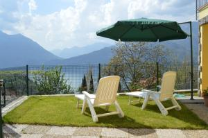Villa Orchidea With Pool, Ville  Varenna - big - 14