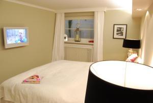 Villa Bellevue, Nyaralók  Wenningstedt - big - 15