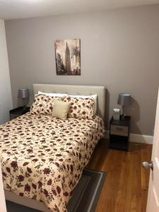 Beautiful 1 Bedroom Apt - 11, Apartmanok  Boston - big - 4