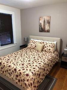 Beautiful 1 Bedroom Apt - 11, Apartmanok  Boston - big - 1