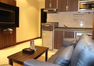 Drr Ramah Suites 7, Aparthotely  Rijád - big - 17