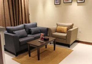 Drr Ramah Suites 7, Aparthotely  Rijád - big - 18