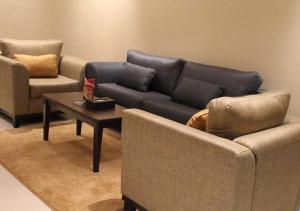 Drr Ramah Suites 7, Apartmánové hotely  Rijád - big - 42