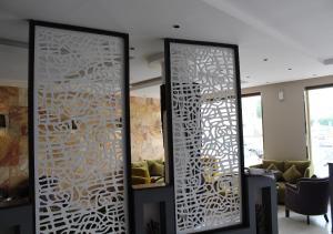 Drr Ramah Suites 7, Apartmánové hotely  Rijád - big - 45