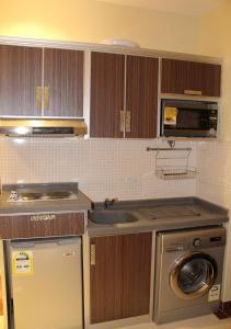 Drr Ramah Suites 7, Aparthotely  Rijád - big - 26