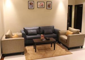 Drr Ramah Suites 7, Aparthotely  Rijád - big - 27