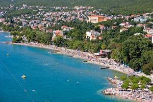 Sandy Beach Apartments, Apartmanok  Crikvenica - big - 40