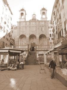 Home Sweet Home, Apartments  Genoa - big - 37