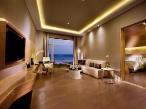 Wyndham Grand Qingdao, Hotels  Huangdao - big - 18