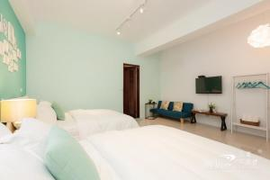 Annong White House, Homestays  Dongshan - big - 6