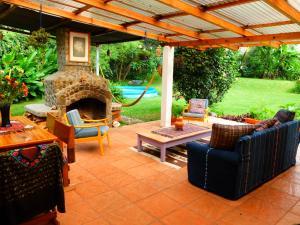 Casa Kiara, Prázdninové domy  Panajachel - big - 1