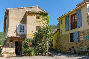 Le Jardin de la Sals (Ecluse au Soleil), Bed & Breakfasts  Sougraigne - big - 28