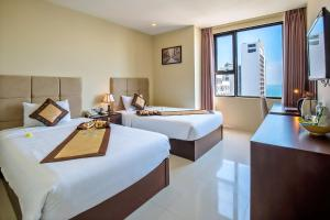 Ocean Haven Hotel, Hotel  Da Nang - big - 5